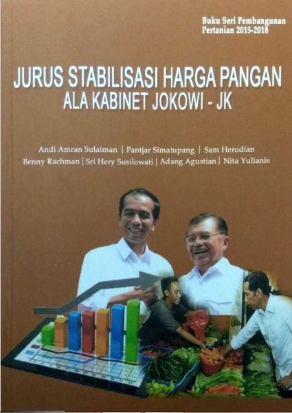 Jurus Stabilisasi Harga Pangan Ala Kabinet Jokowi-Jk