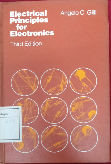 Electrical Principles For Electronics