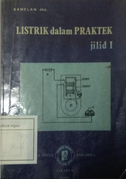 Listrik Dalam Praktek Jilid 1