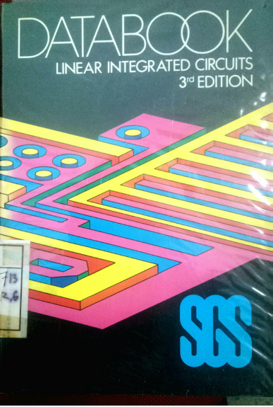 Databook Linear Integrated Circuits