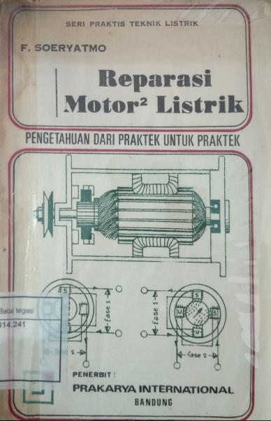 Reparasi Motor-Motor Listrik