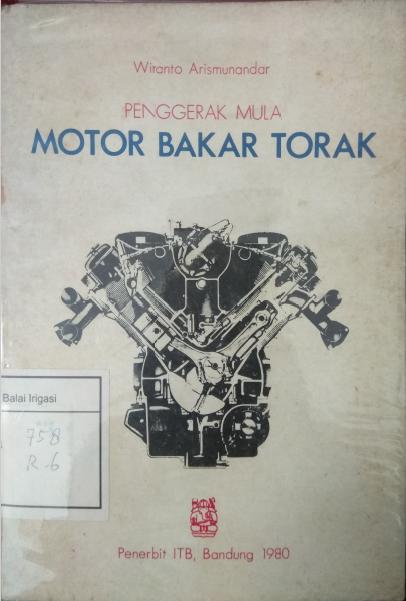 Motor Bakar Torak