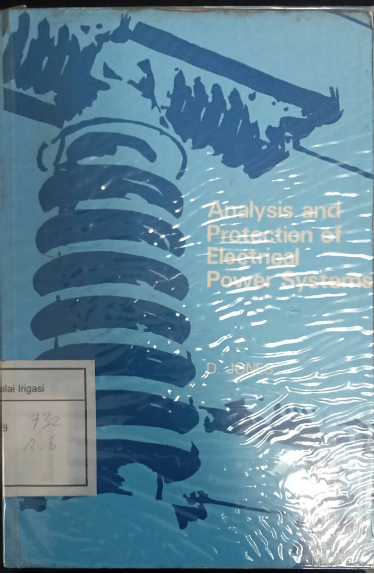 Analysis Protection Of Electrical Power System