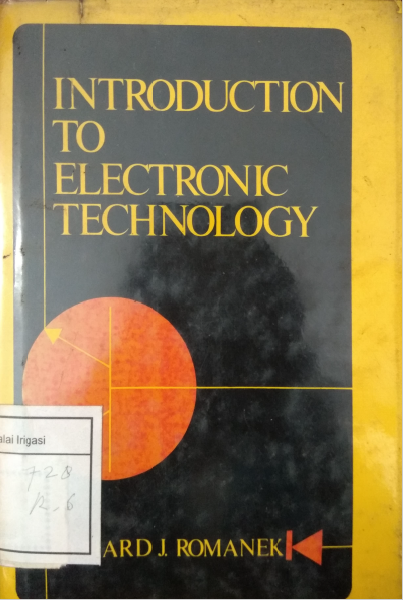 Introduction To Electronic Technology