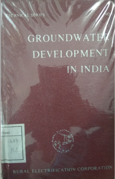 Groundwater Development In India