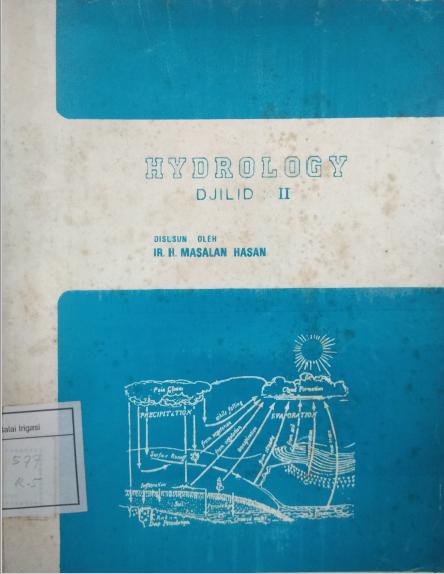 Penyelesaian Soal Hydrology