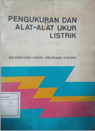 Pengukuran Dan Alat-Alat Listik