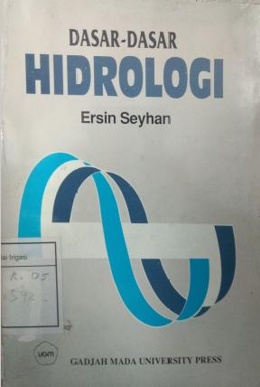 Dasar-Dasar Hidrology