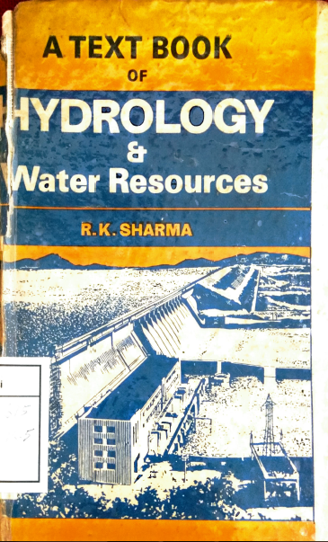 A Text Book Hydrology 7