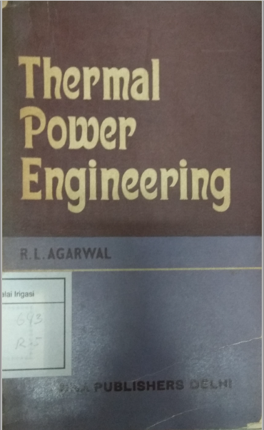 Thernal Power Engineering