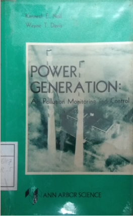 Power Generation Air Pollution Monitoring and Control