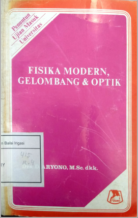 Fisika Modern Gelombang & Optik