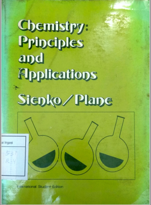 Chemistry Principles and Applications