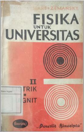 Fisika Untuk Universitas II Listrik Magnit