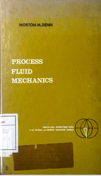 Process Fluid Mechanics