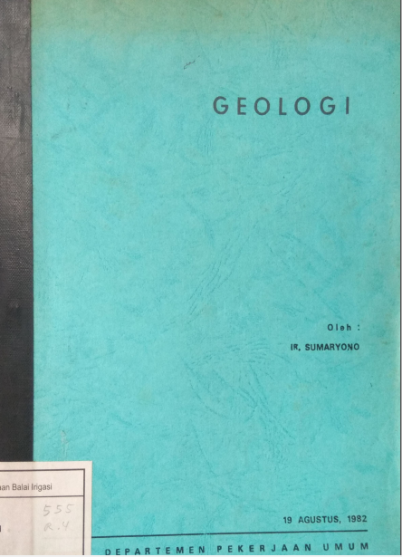 Geologi 1983
