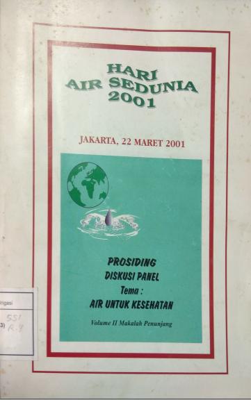 Hari Air Sedunia 2001