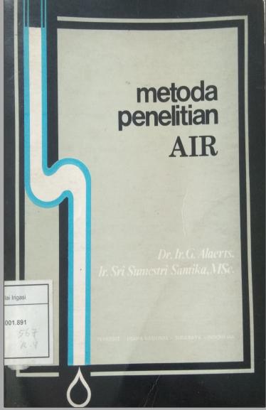 Metoda Penelitian Air