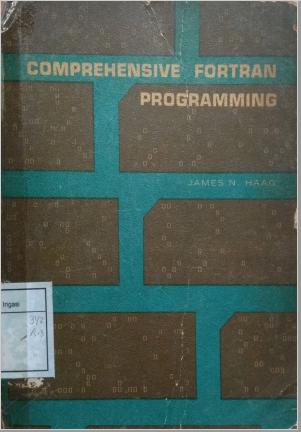 Comprehensive Fortran Programming