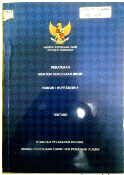 Peraturan Menteri Pekerjaan Umum
