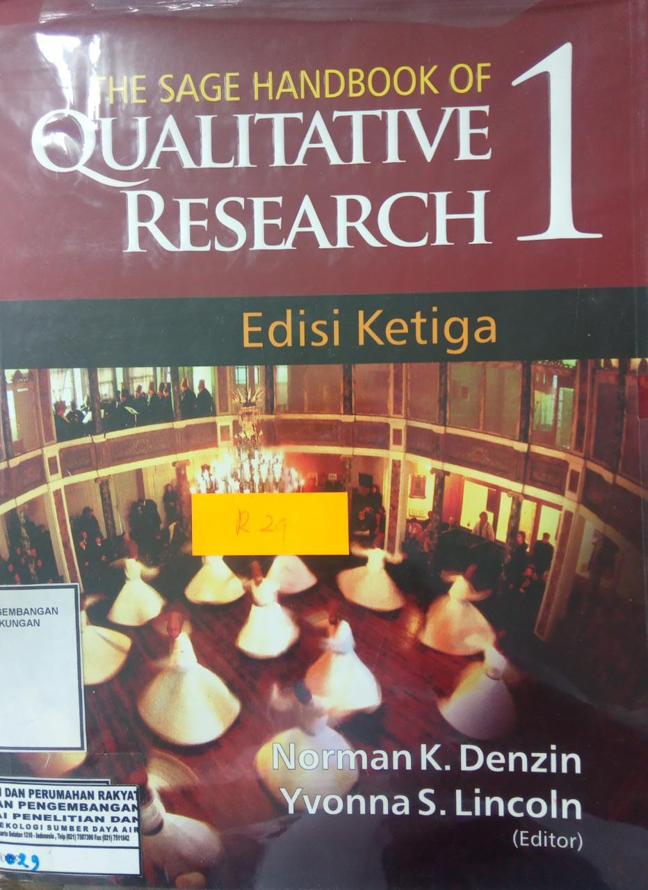 THE SAGE HANDBOOK OF QUALITATIVE RESEARCH 1
