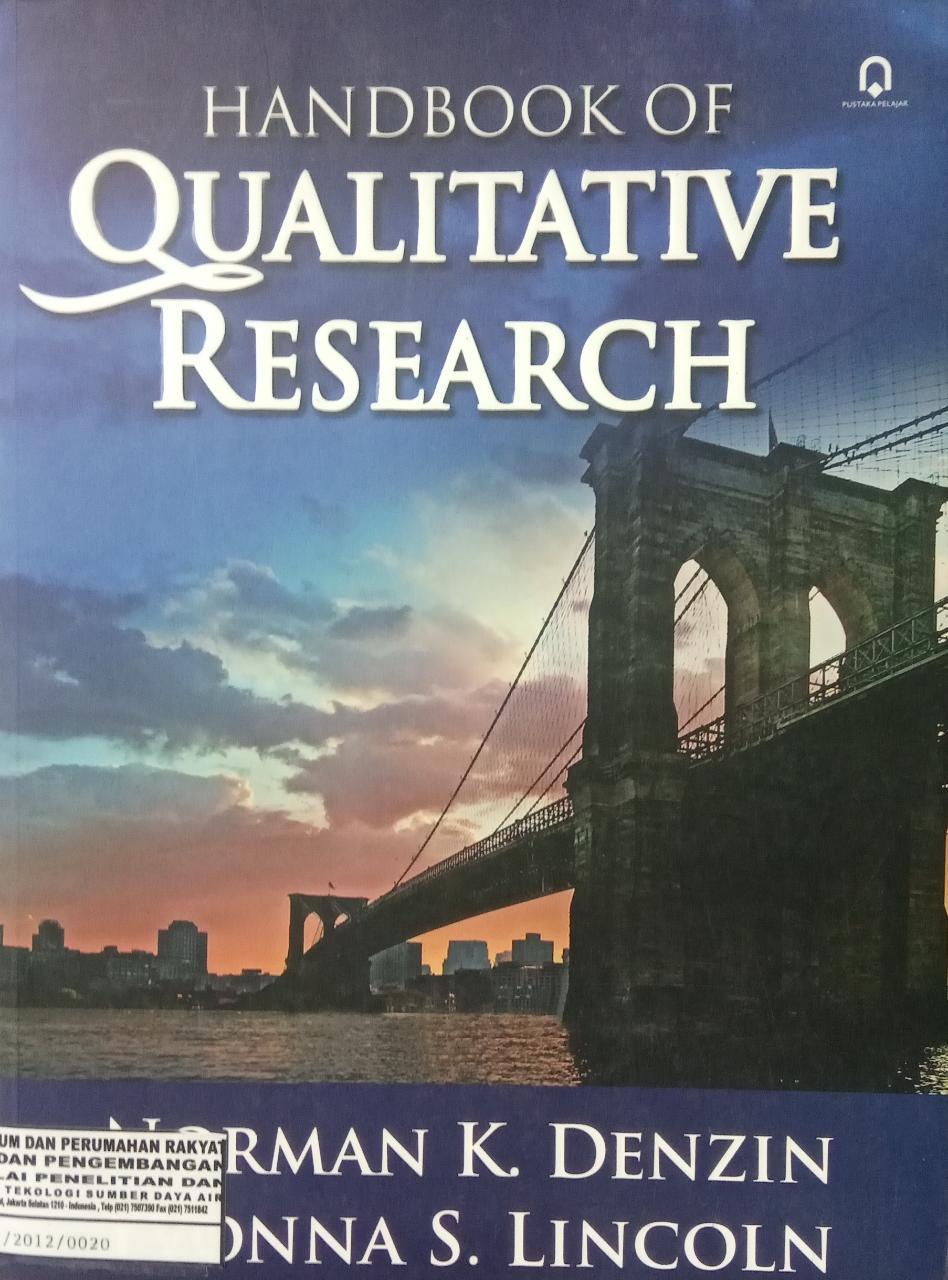 HANDBOOK OF QUALITATIVE REEARCH