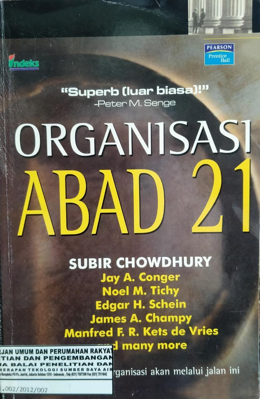 ORGANISASI ABAD 21