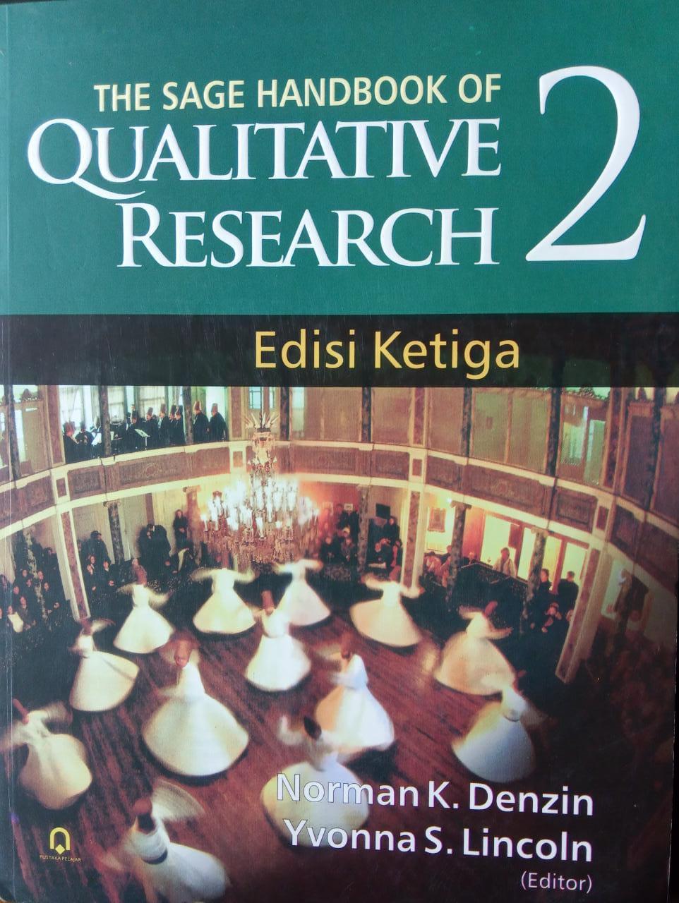 THE SAGE HANDBOOK OF QUALITATIVE RESEARCH 2