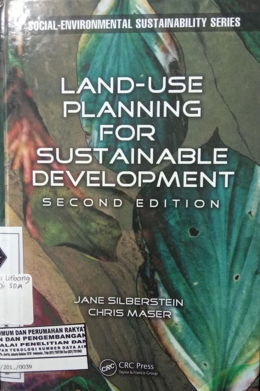LAND USE PLANNING FOR SUSTAINABLE DEVELOPMENT